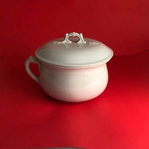 J & G Meakin White Semi Porcelain Ironstone